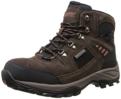 Mens Hi Tec Men's Deco Pro Mid ST Work Boot On Sale Online Size 47