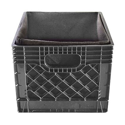 high caliper l121212 smart pot milk crate liner 12 - Milk Crate Garden