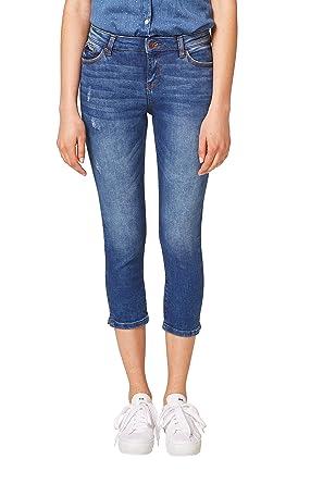Skinny Jean Wash 902 Medium Bleu Femme blue Esprit 048ee1b043 5E6fwqwa