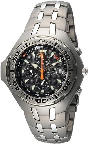 Citizen BJ2060-58E - Reloj de Pulsera Hombre, Titanio: Citizen: Amazon.es: Relojes