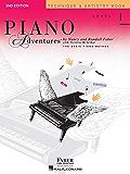 Piano Adventures  - Level 1 Technique & Artistry Book