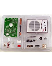 Tecsun 2P3 AM Radio Receiver Kit - DIY for Enthusiasts, Built it into a radio case !