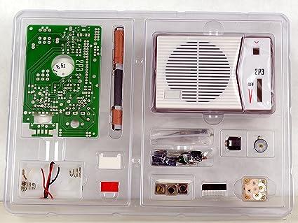 Amazon.com: Tecsun 2P3, kit para receptor de radio AM ...