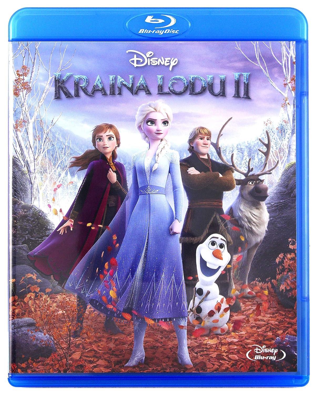 Frozen 2 Blu-Ray Region Free IMPORT No hay versión española ...