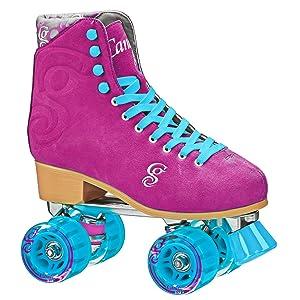 Roller Skates for Women - ROLLER DERBY WOMEN'S CANDI GIRL CARLIN ROLLER SKATES