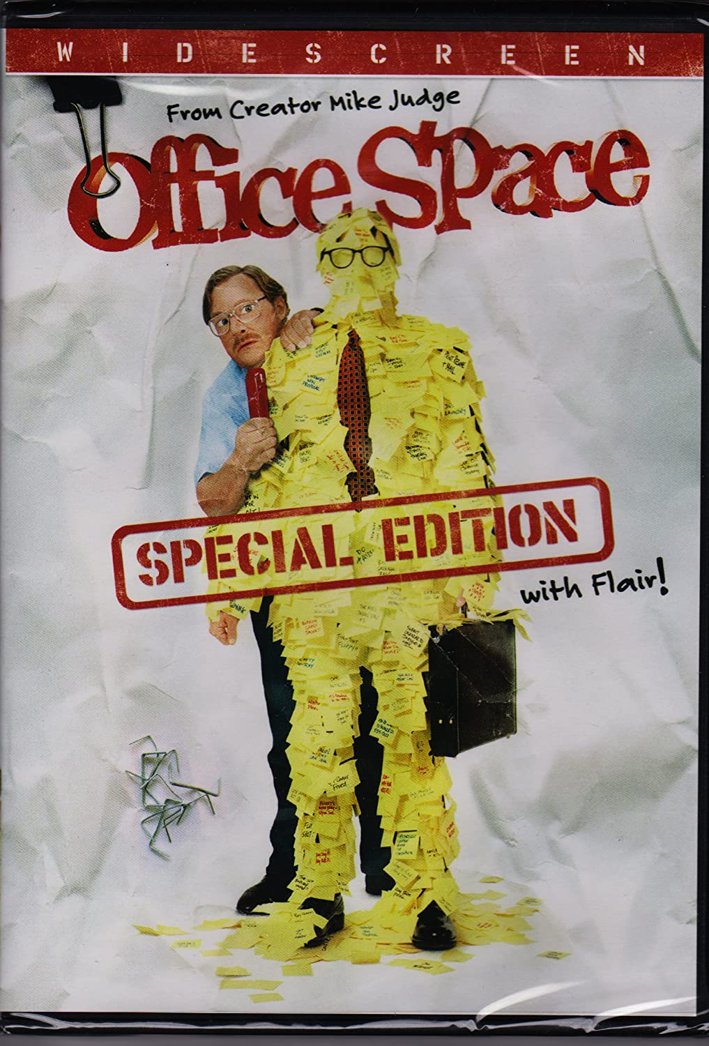 Office Space - Special Edition with Flair (Widescreen Edition) by 20th Century Fox
