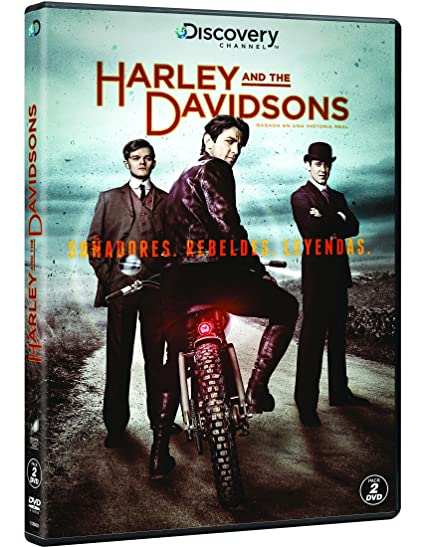 Amazon Com Harley And The Davidsons Ciaran Donnelly Stephen