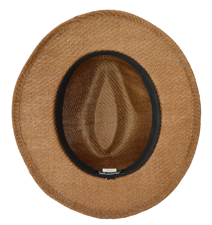 ad9eb144 Panama Jack Men's Matte Toyo Safari Hat at Amazon Men's Clothing store: