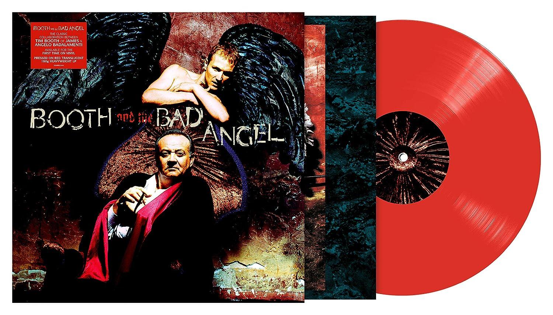 Αποτέλεσμα εικόνας για booth and the bad angel vinyl lp demon