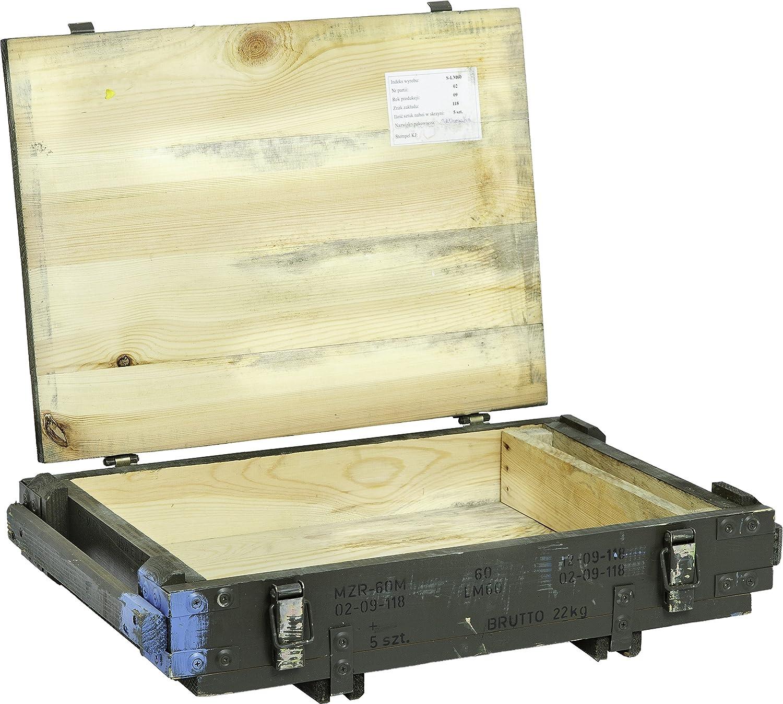 Caja de munición pmoz Caja para guardar CA 63 x 43 x 16,50 cm ...