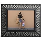 Aura 2K Smith Smart Digital Picture Frame 10 Inch WiFi Cloud Digital Frame, Free Unlimited Storage Share Photos Via App, Auto