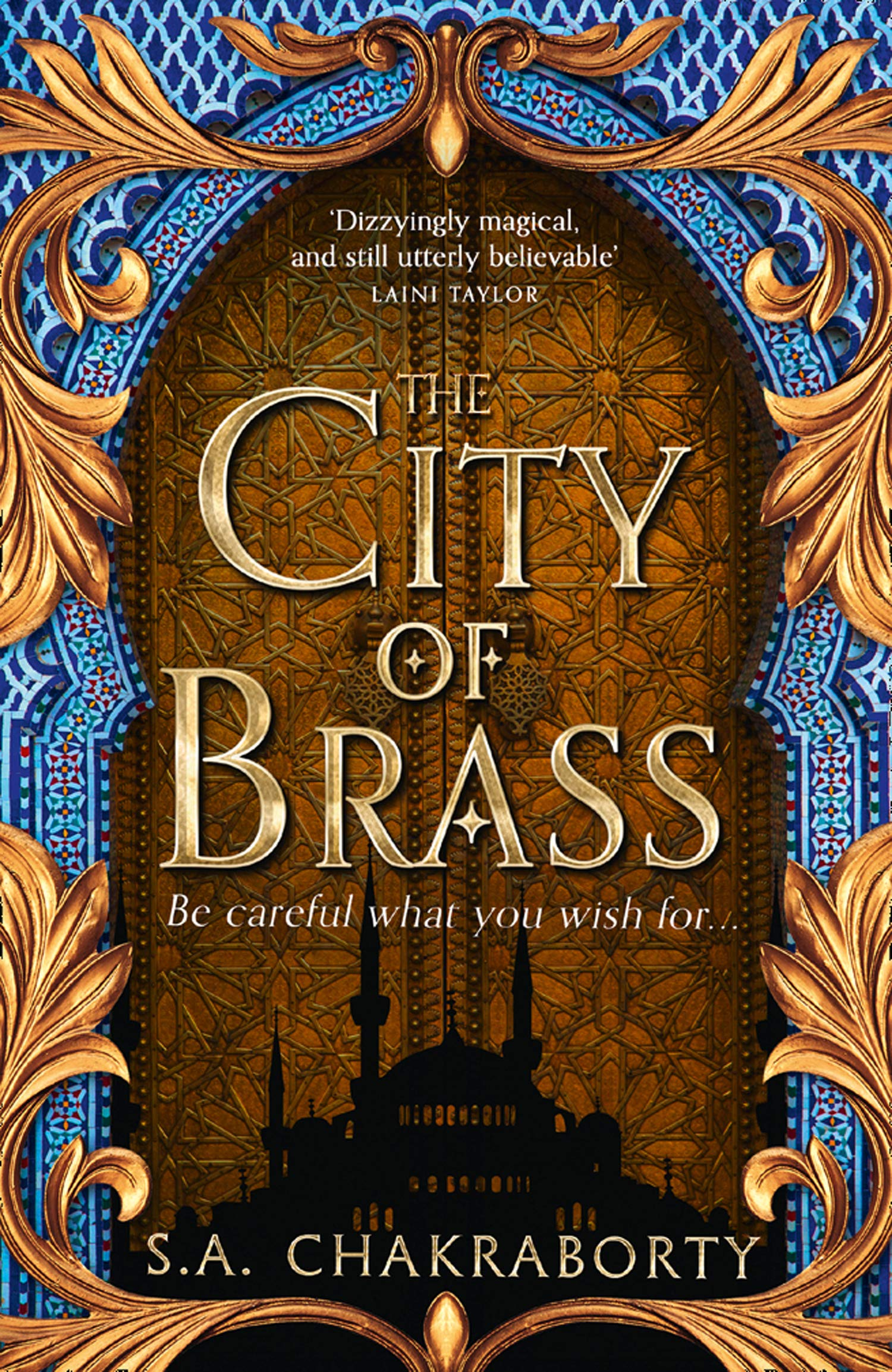 The City of Brass (The Daevabad Trilogy, Book 1): Amazon.co.uk ...