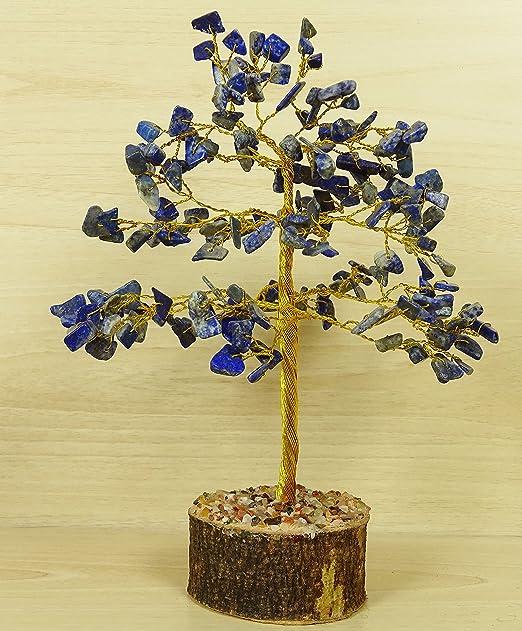 Reikiera Lapis Lazuli Gemstone Tree Feng Shui Reiki ...