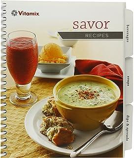 Vitamix whole food recipes vitamix 0791623317803 amazon books vitamix savor recipes book only forumfinder Images