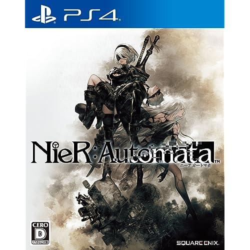 NieR Automata(ニーア オートマタ)