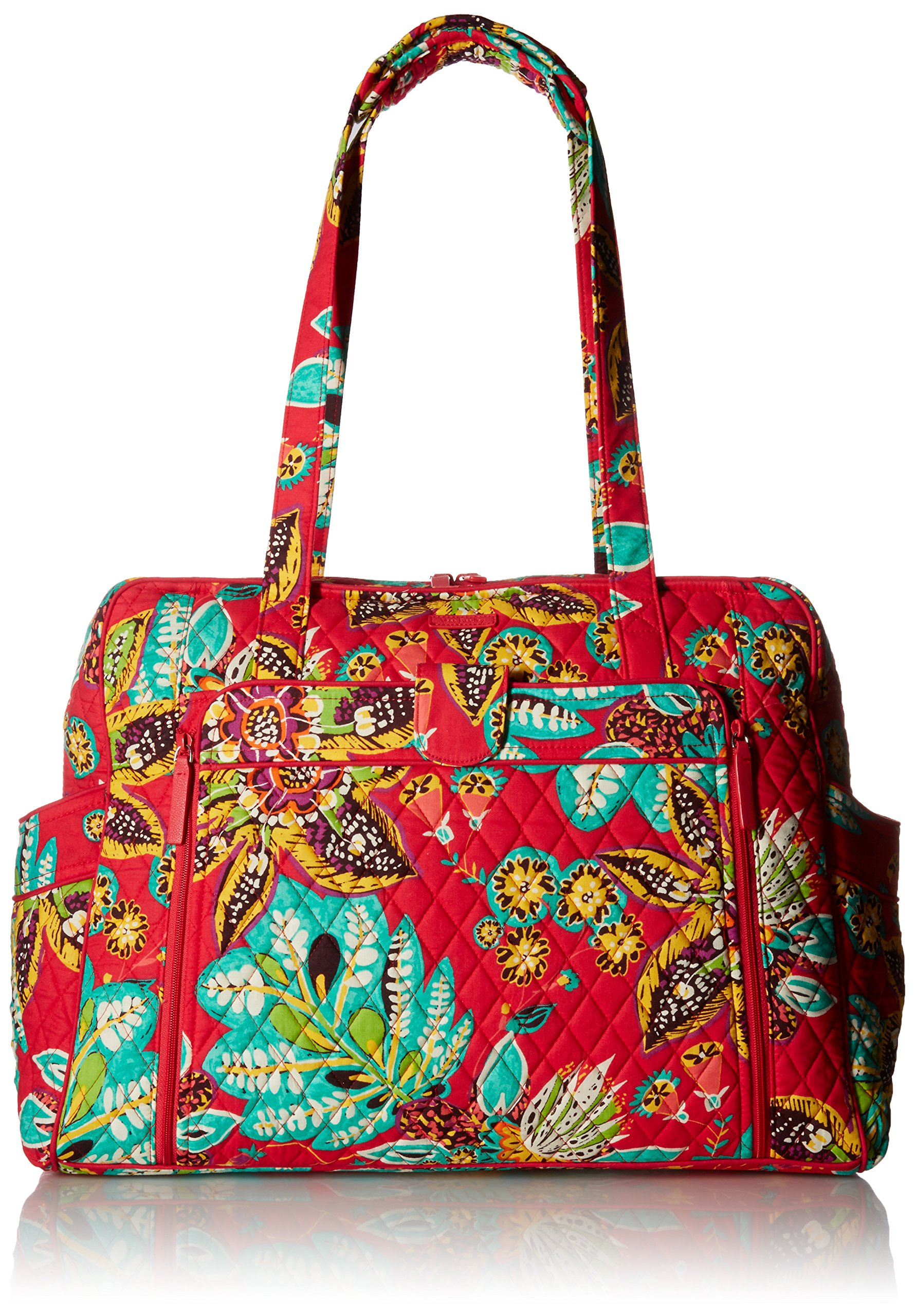 Vera Bradley Large Stroll Around Baby Bag, Rumba by Vera Bradley