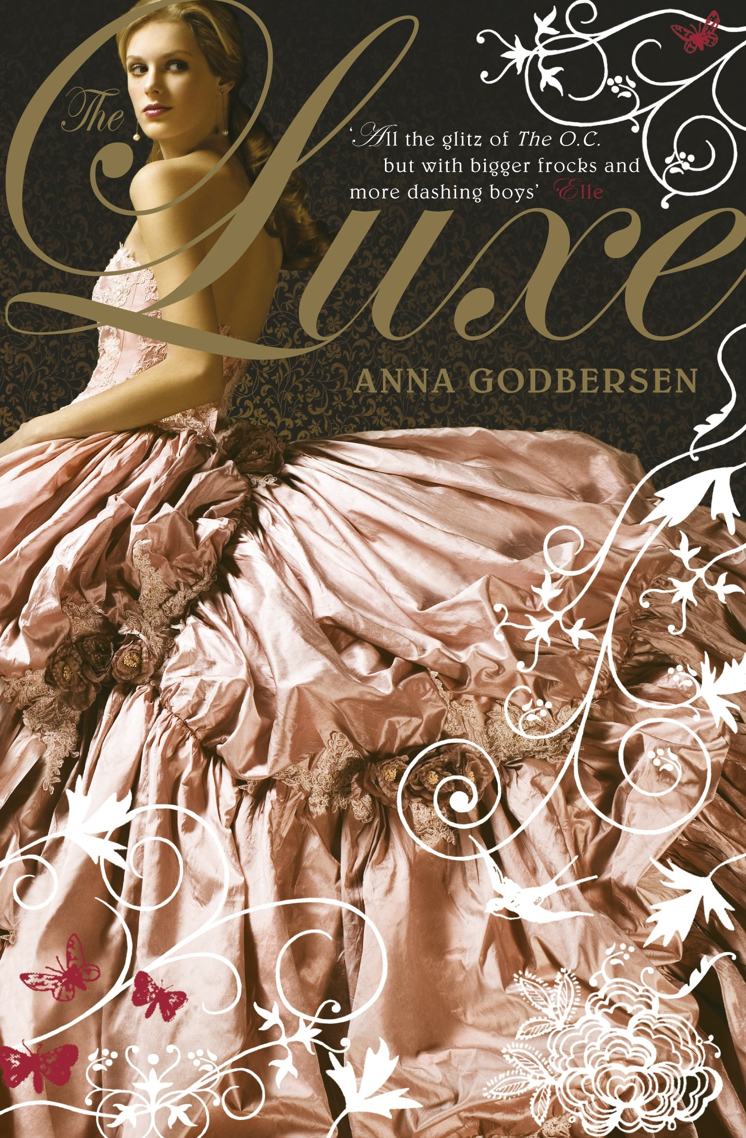 The Luxe: Amazon.co.uk: Godbersen, Anna: 9780141323367: Books
