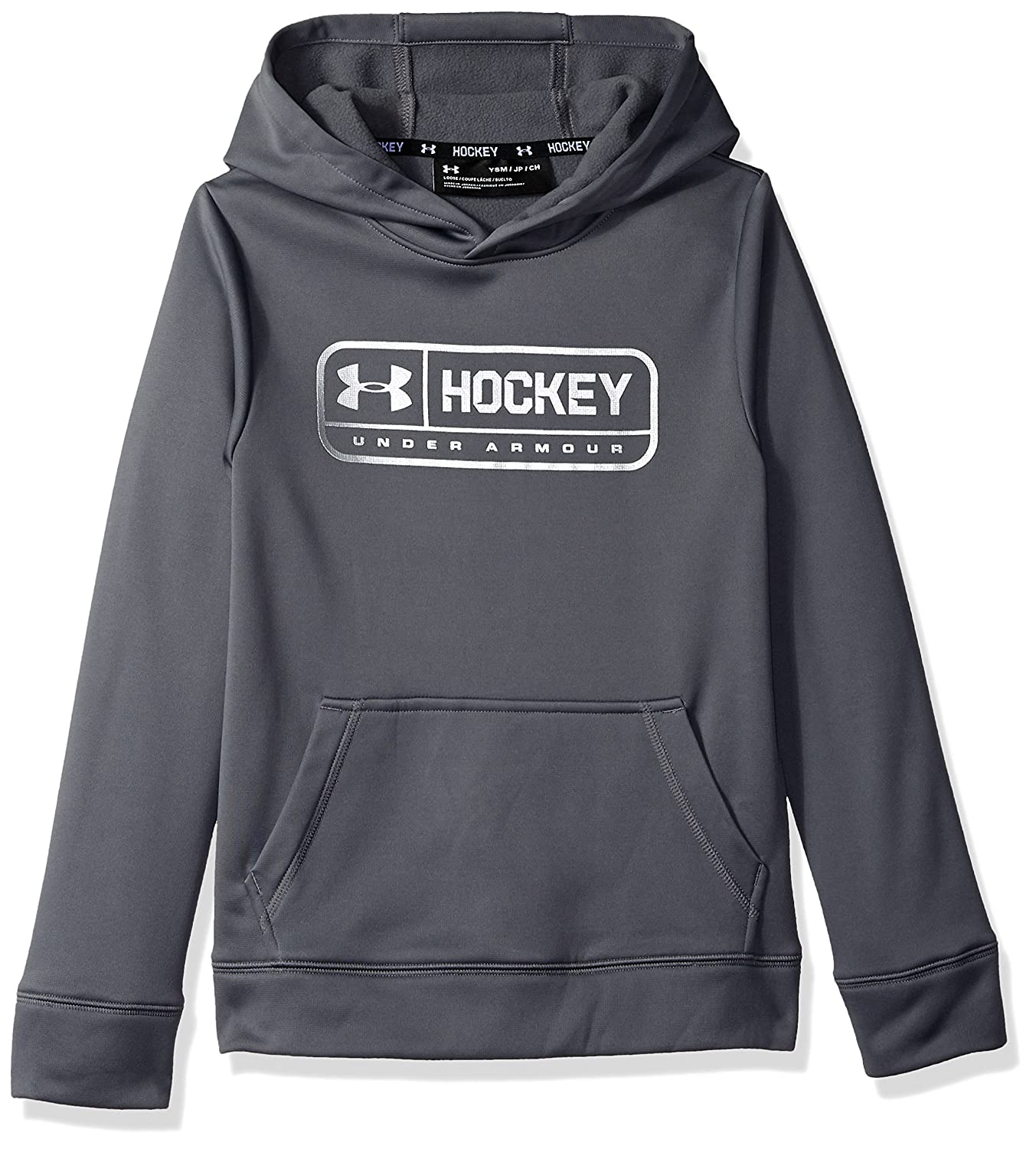Under Armour Boys Hockey Hoodie