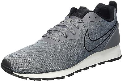 low priced dc395 c41b1 Nike Herren Md Runner 2 Eng Mesh Gymnastikschuhe, Grau cool Grey sail/Black,