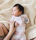 Burt's Bees Baby Baby Girls' Pajamas, Zip Front