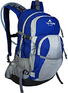 Amazon.com : TETON Sports Oasis 1100 2 Liter Hydration Backpack ...