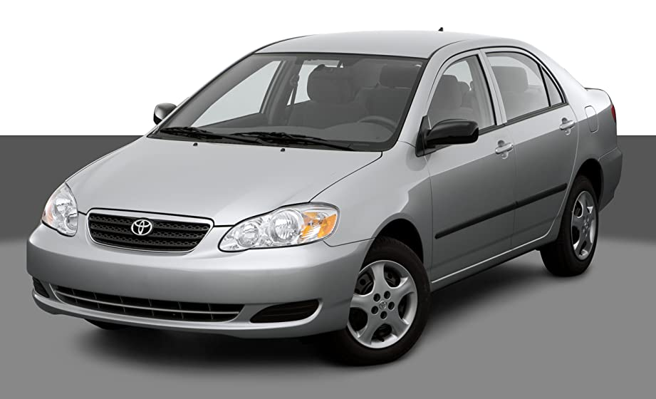 Amazoncom Toyota Corolla Reviews Images And Specs Vehicles - 2006 corolla