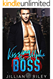 Kissing the Alpha Boss: An Accidental Office Romance