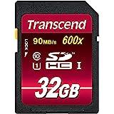 旧モデル 【Amazon.co.jp限定】Transcend SDHCカード 32GB Class10 UHS-I対応 (最大転送速度90MB/s) TS32GSDHC10U1E (FFP)