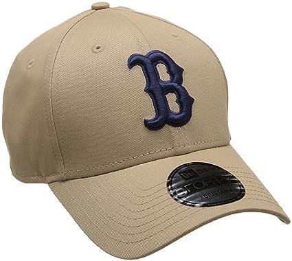 A NEW ERA Gorra para Hombre MLB League Essential Bosred Camlnv ...