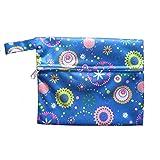 Menstrual pads sanitary napkin Maternity Mama Pads Mini Wet Bags(2 PCS, WSDD4)
