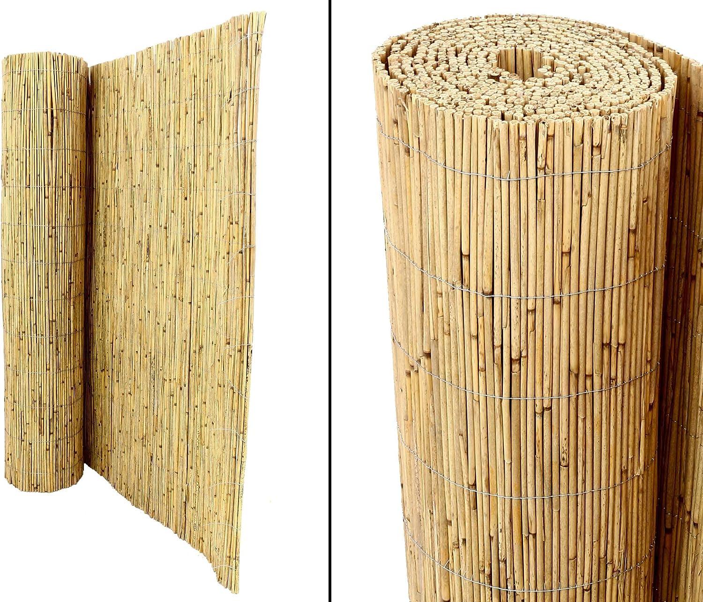 Amazon De Bambus Discount Com Schilfrohrmatte Premium 120 X