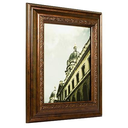 Amazon Craig Frames Pompeii Smoked Bronze Picture Frame 16