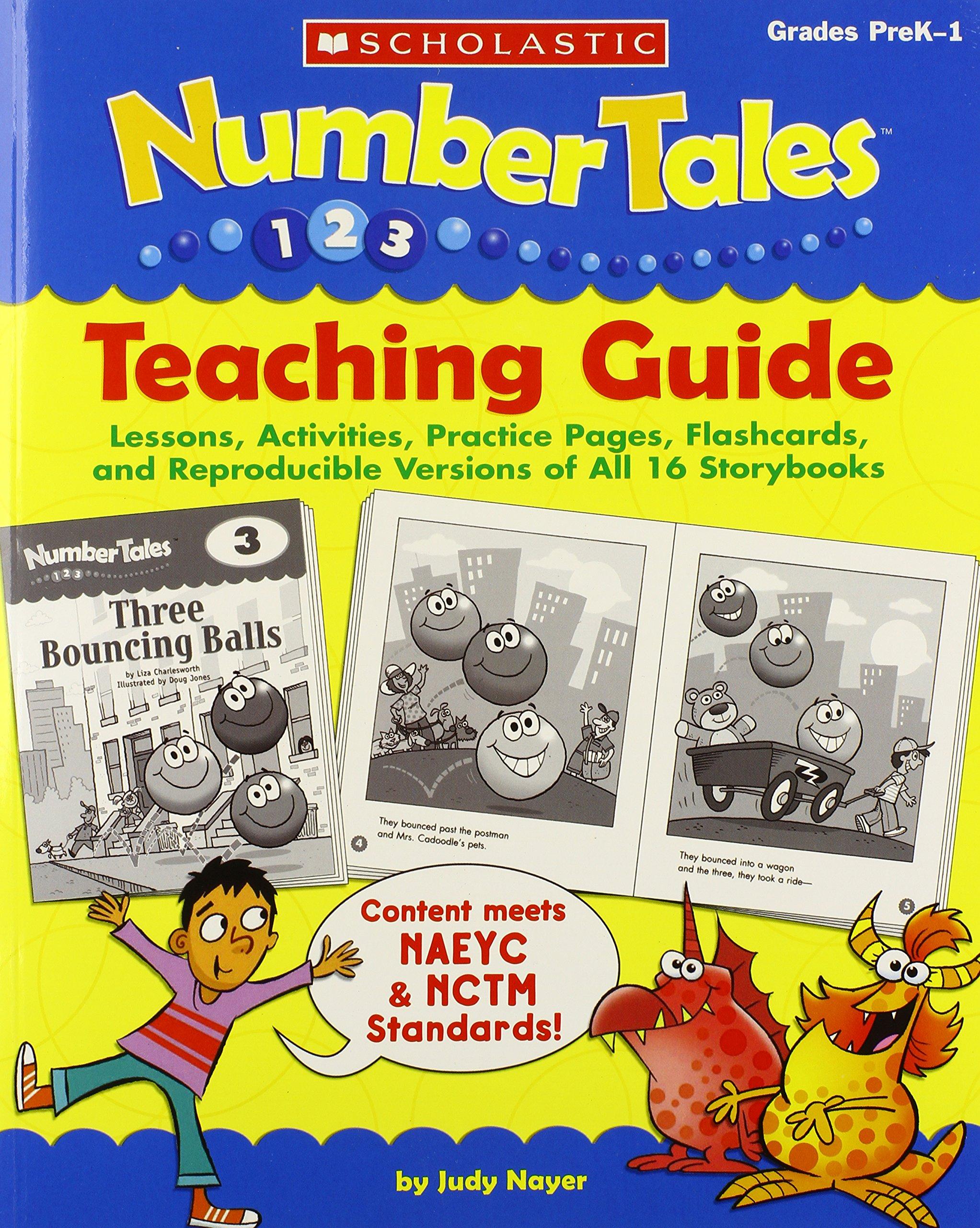 Number Tales: Teaching Guide pdf epub