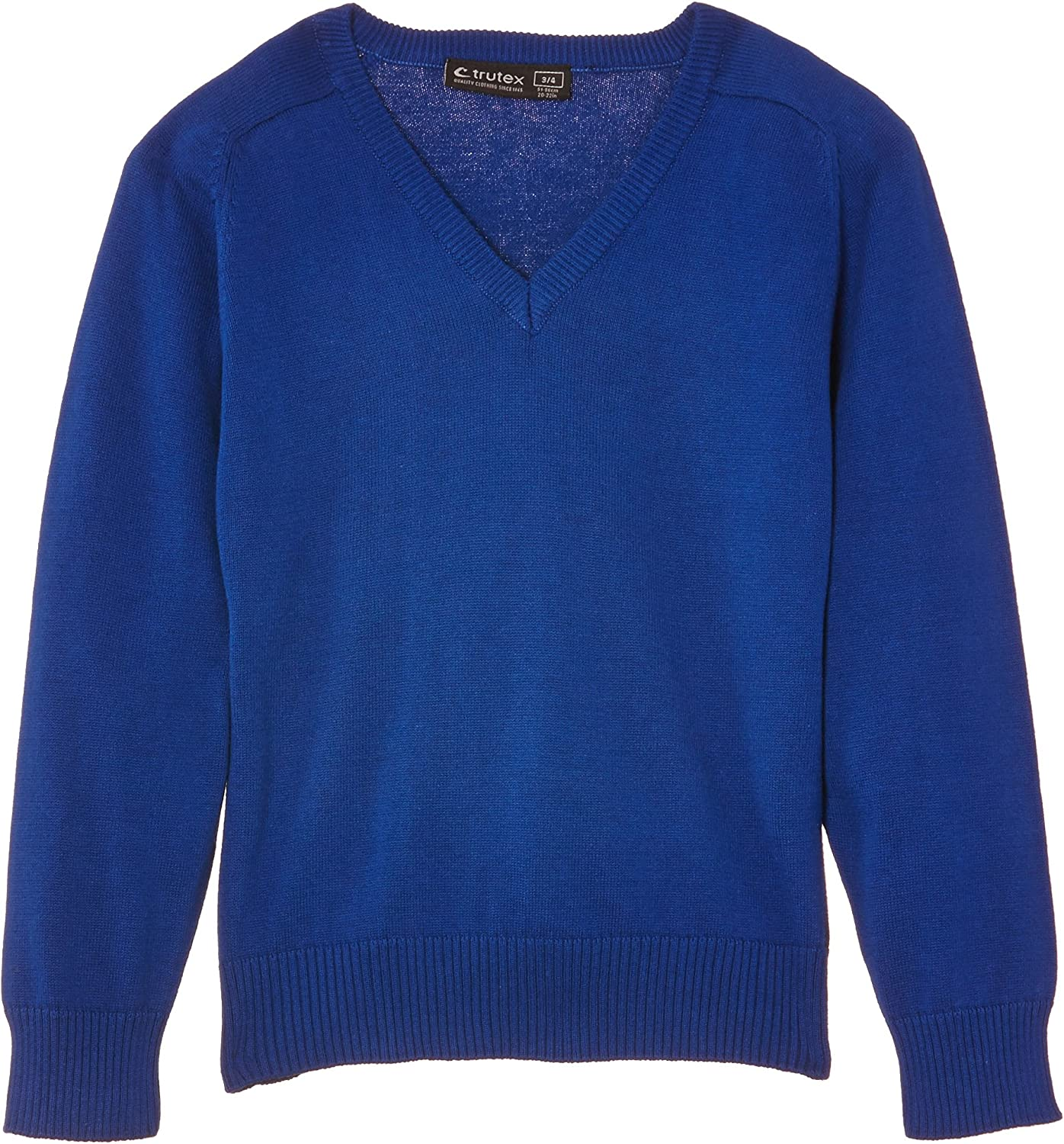 KIDS 6-7 years old HIGH NECK T-SHIRT// POLO NECK JUMPER 100/% COTTON SALE 122cm