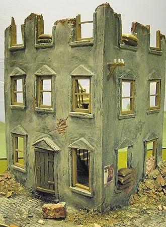 fog models casa maqueta diseo de casa destruida
