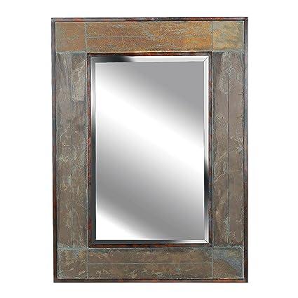 Kenroy Home 60089 White River Wall Mirror