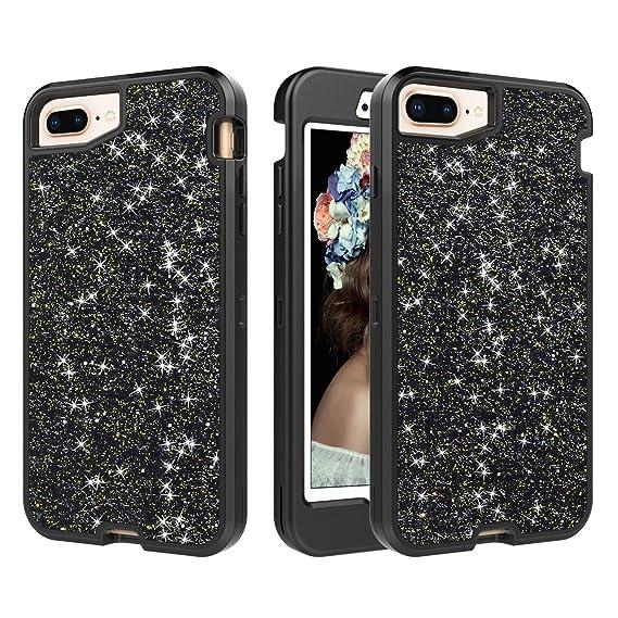 Amazon.com  Women Case for iPhone 8 Plus Case iPhone 7 Plus Case ... cc2353eb1b