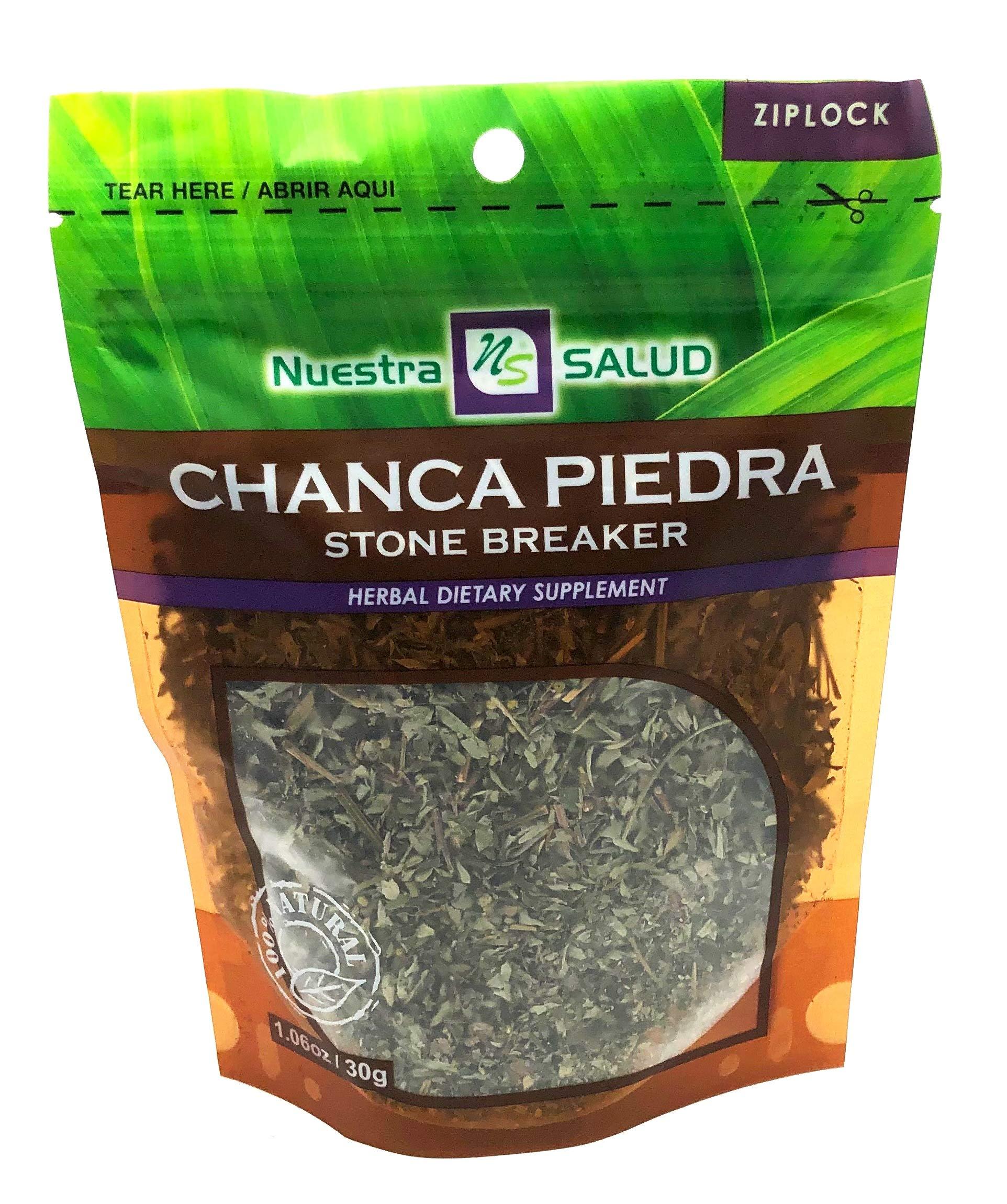 Chanca Piedra Tea Stone Breaker Zip-lock bag