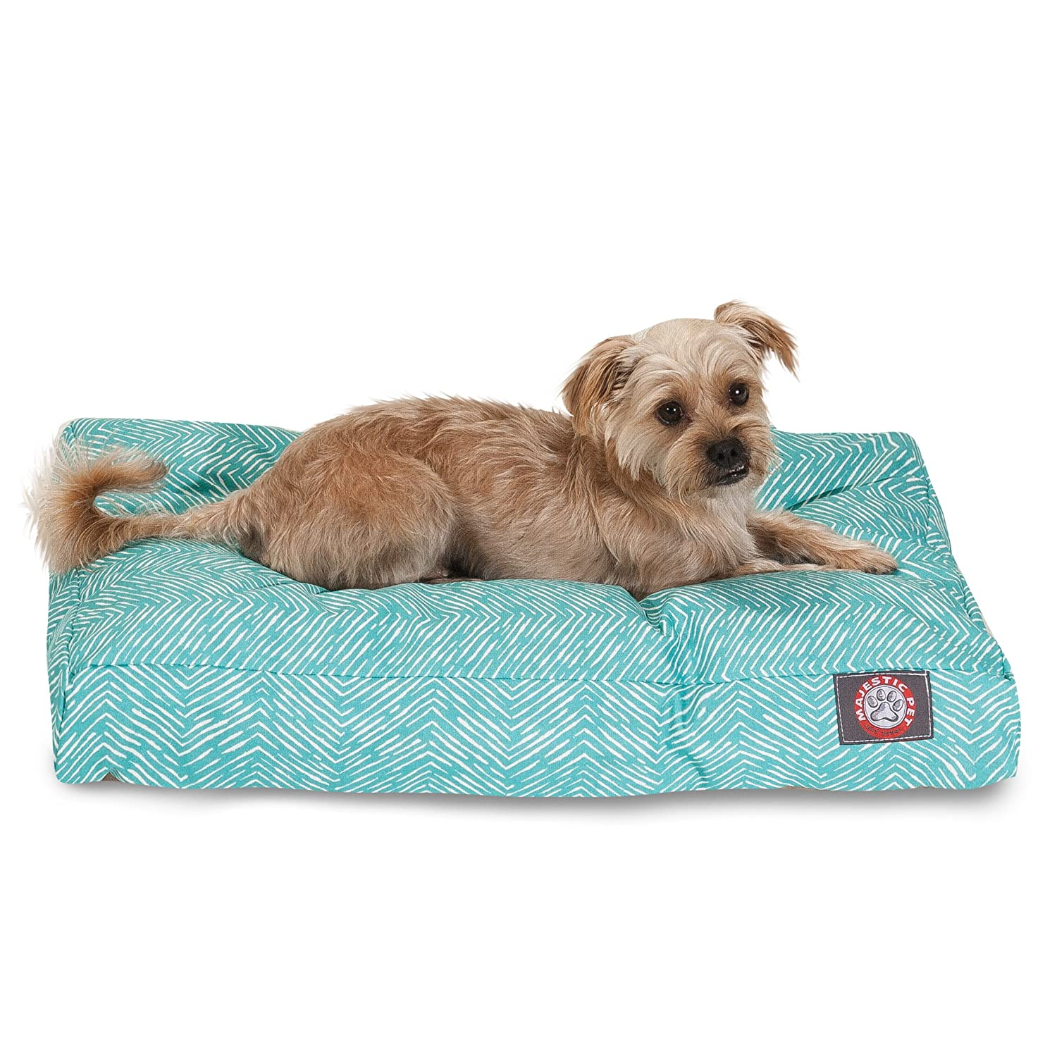 GigaTent Elevated Pet Cot with Steel Frame – Foldable Raised Comfortable Lightweight Durable Disassemble Play and Rest Portable Pet Bed for Dogs and Cats
