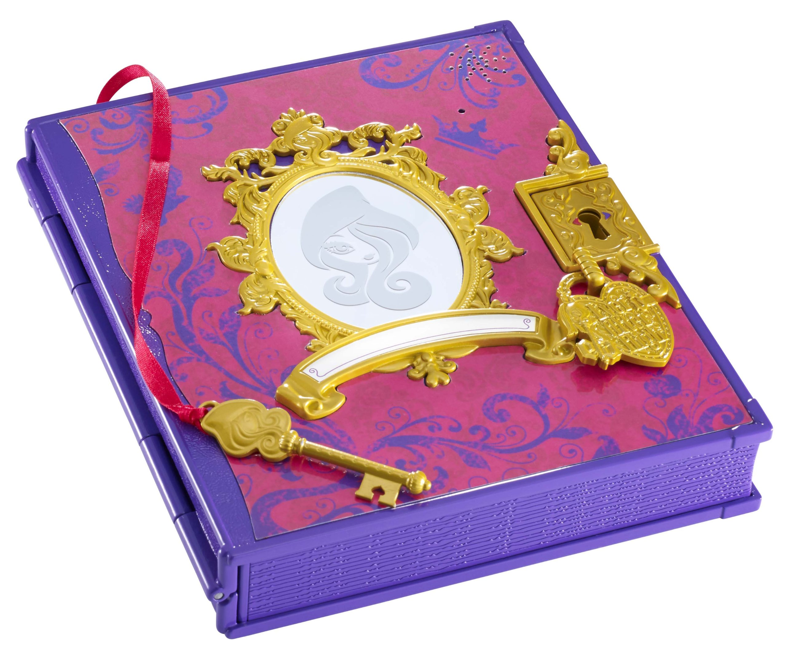 Ever After High Secret Hearts Password Journal (Discontinued by manufacturer) by Ever After High