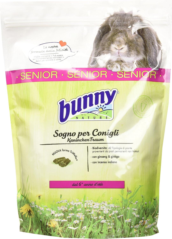 Bunny Ensueño para Conejos Senior–1500gr