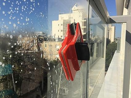 Ventana de limpieza Lavado Limpiador de escobilla de limpiaparabrisas de cristal vidrio limpia trasera doble –
