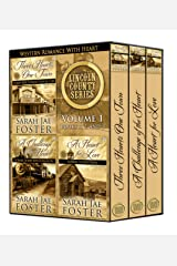 Lincoln County Series (Lincoln County Books 1-3 Book 1) Kindle Edition