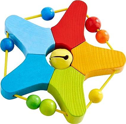 HABA 2631 Greifling Glücksbringer Spielsachen Baby Kleinkind  Geschenk