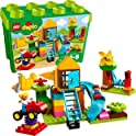 LEGO 71-Piece DUPLO Large Playground Brick Box 10864 Building Block