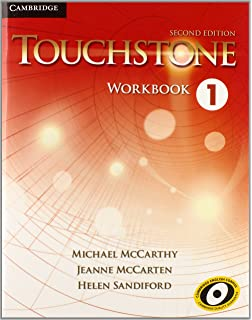 Touchstone level 1 students book livros na amazon brasil touchstone level 1 workbook fandeluxe Image collections