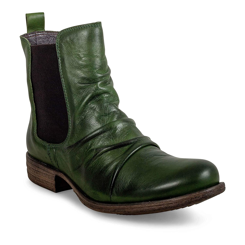 Kiwi Miz Mooz Women's Lissie Leather Chelsea Boots