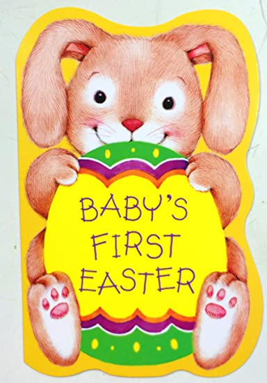Amazon easter cards babys first babys first easter easter cards babys first babys first easter american greetings ea m4hsunfo