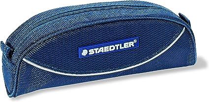 Staedtler 9F810-3 - Portatodo de nailon 20 x 4.5 x 7 cm, color azul: Amazon.es: Oficina y papelería