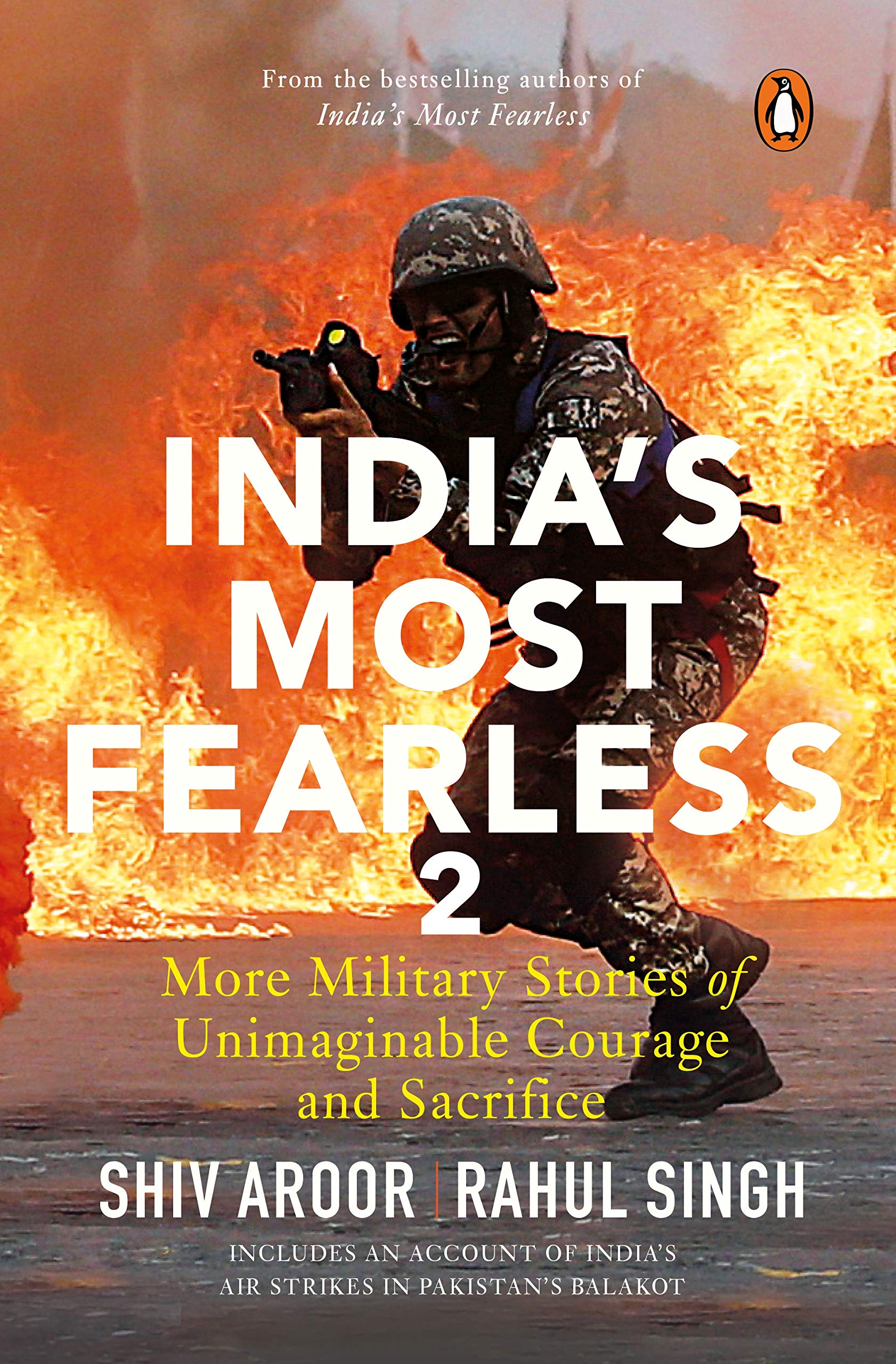 Buy India's Most Fearless 2: More Military Stories of